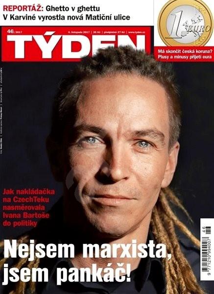 Týden - 46/2017 - Elektronický časopis