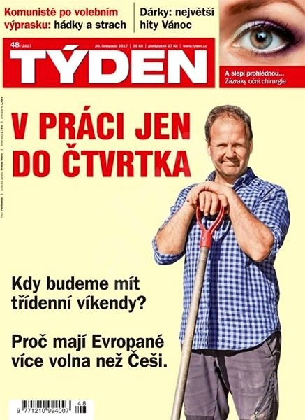 Týden - 48/2017 - Elektronický časopis