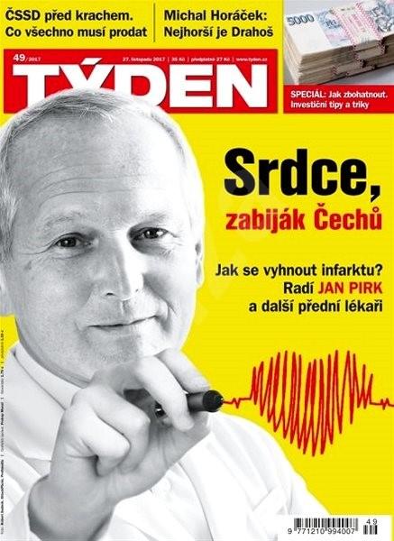 Týden - 49/2017 - Elektronický časopis