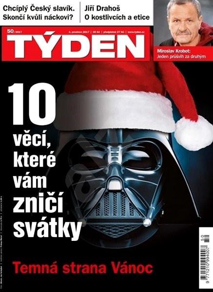 Týden - 50/2017 - Elektronický časopis