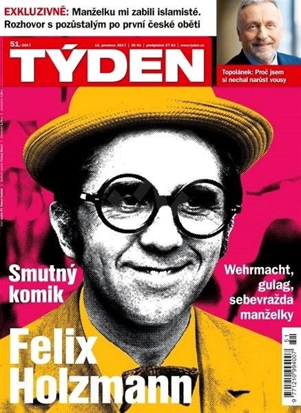 Týden - 51/2017 - Elektronický časopis