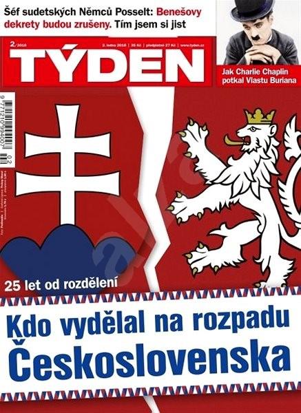 Týden - 2/2018 - Elektronický časopis