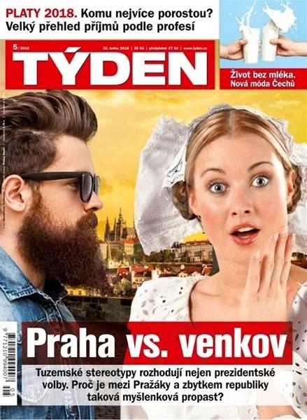 Týden - 5/2018 - Elektronický časopis