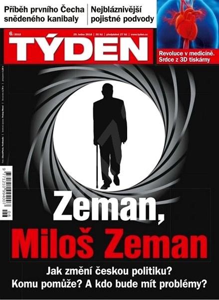 Týden - 6/2018 - Elektronický časopis