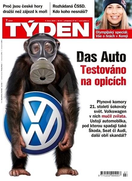 Týden - 7/2018 - Elektronický časopis