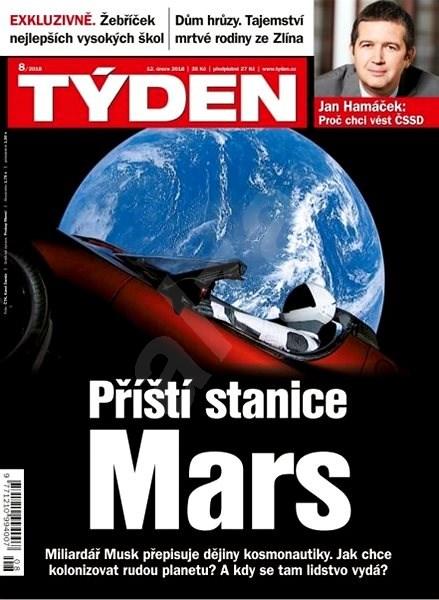 Týden - 8/2018 - Elektronický časopis