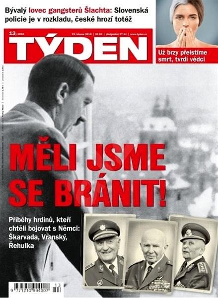 Týden - 13/2018 - Elektronický časopis