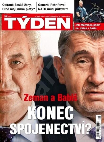 Týden - 16/2018 - Elektronický časopis