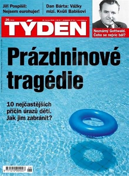 Týden - 26/2018 - Elektronický časopis