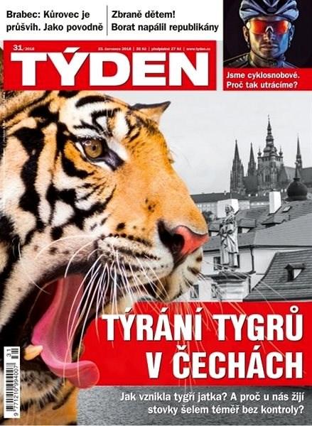 Týden - 31/2018 - Elektronický časopis