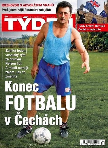 Týden - 40/2018 - Elektronický časopis