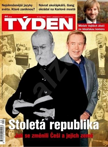 Týden - 44/2018 - Elektronický časopis