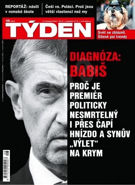 Týden - 48/2018 - Elektronický časopis