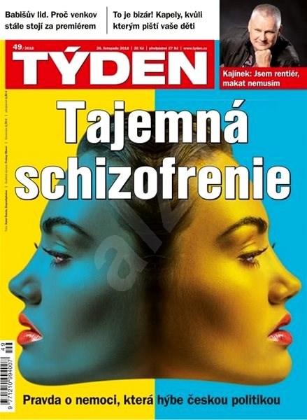 Týden - 49/2018 - Elektronický časopis