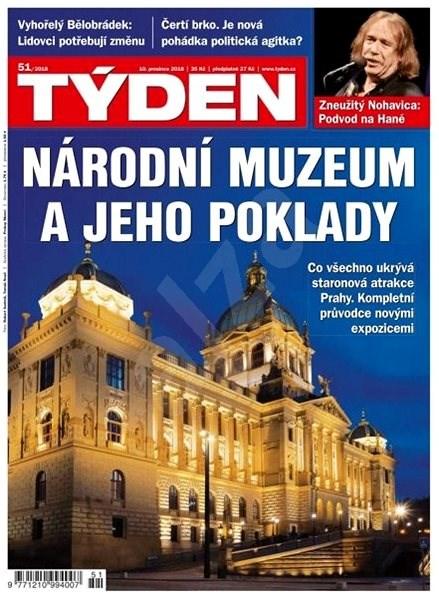 Týden - 51/2018 - Elektronický časopis