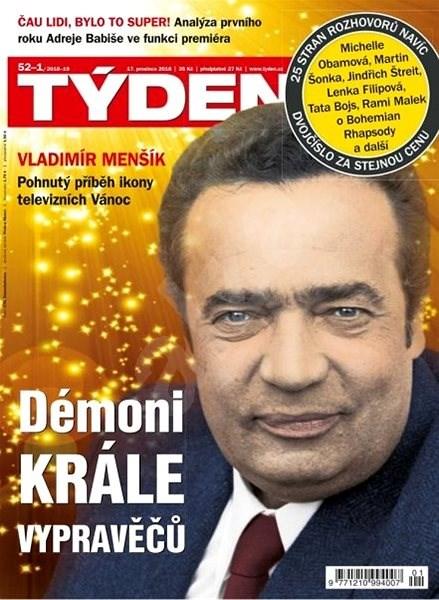 Týden - 52-1/2018 - Elektronický časopis