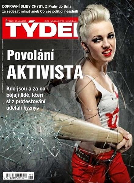 Týden - 4/2019 - Elektronický časopis