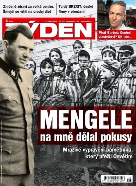 Týden - 5/2019 - Elektronický časopis