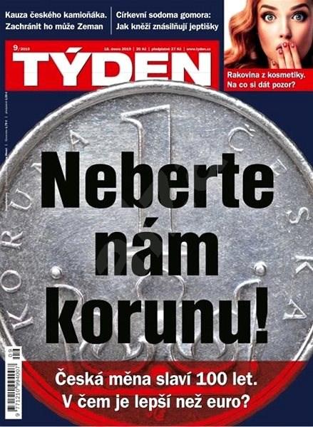 Týden - 9/2019 - Elektronický časopis