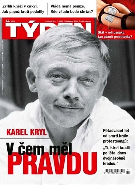 Týden - 11/2019 - Elektronický časopis