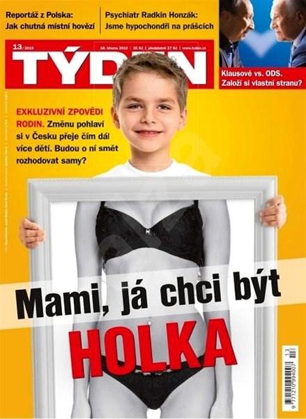 Týden - 13/2019 - Elektronický časopis