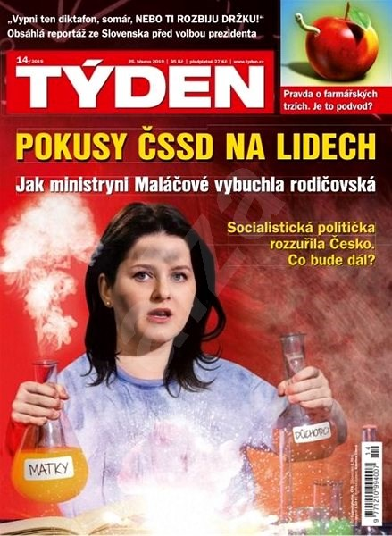 Týden - 14/2019 - Elektronický časopis