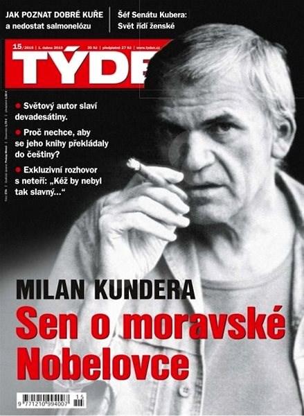 Týden - 15/2019 - Elektronický časopis