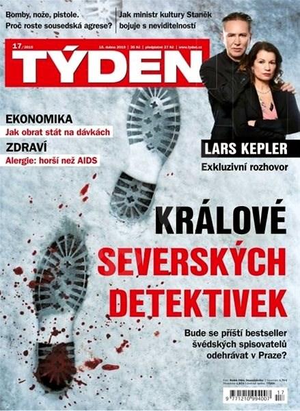Týden - 17/2019 - Elektronický časopis