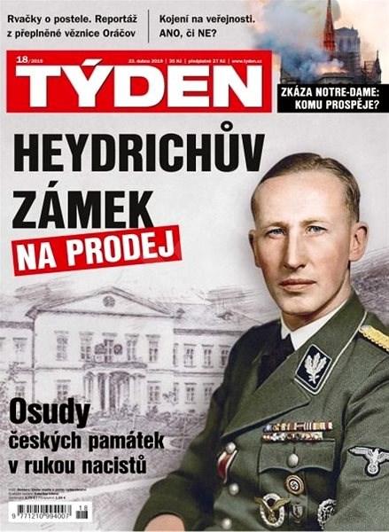 Týden - 18/2019 - Elektronický časopis