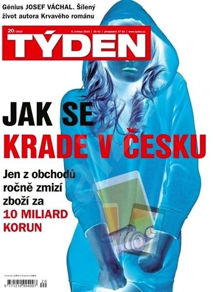 Týden - 20/2019 - Elektronický časopis