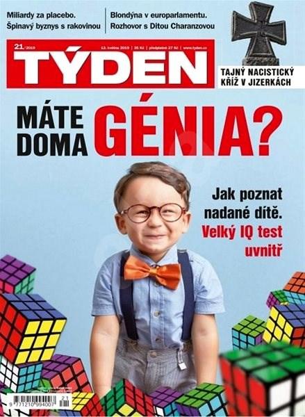 Týden - 21/2019 - Elektronický časopis