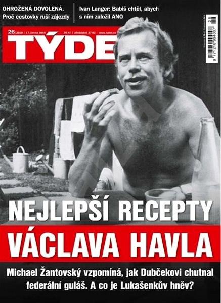 Týden - 26/2019 - Elektronický časopis