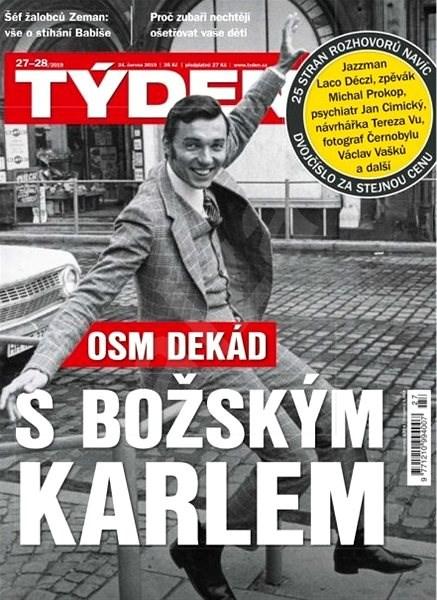 Týden - 27-28/2019 - Elektronický časopis