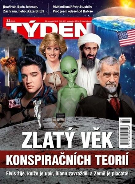 Týden - 32/2019 - Elektronický časopis