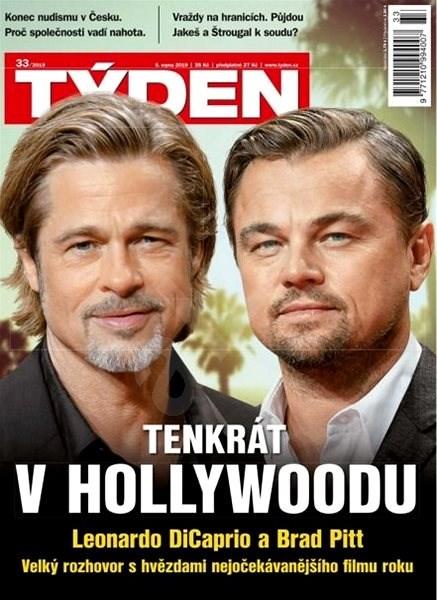Týden - 33/2019 - Elektronický časopis