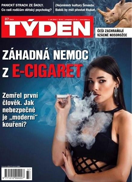 Týden - 37/2019 - Elektronický časopis