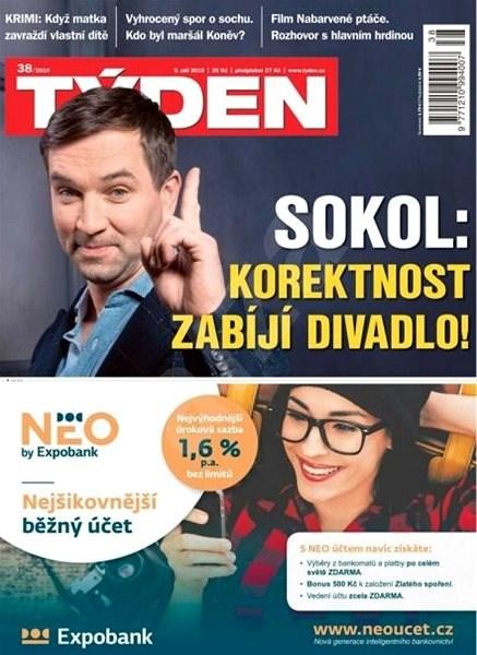 Týden - 38/2019 - Elektronický časopis