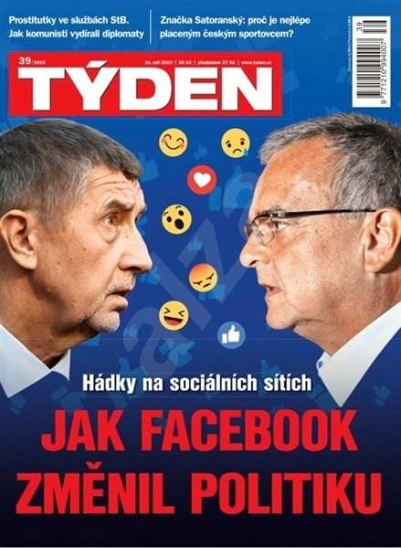 Týden - 39/2019 - Elektronický časopis