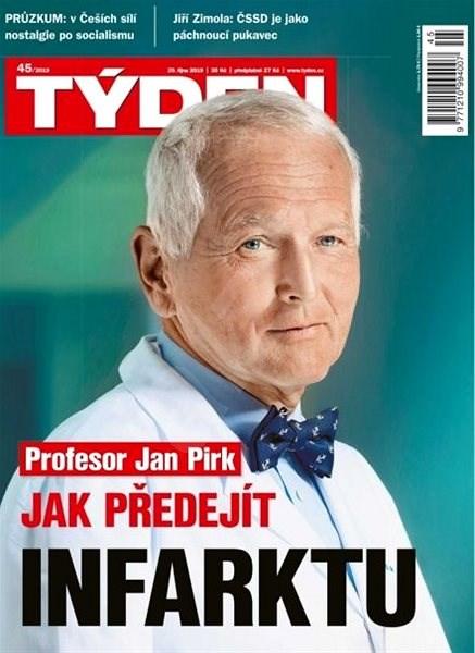 Týden - 45/2019 - Elektronický časopis