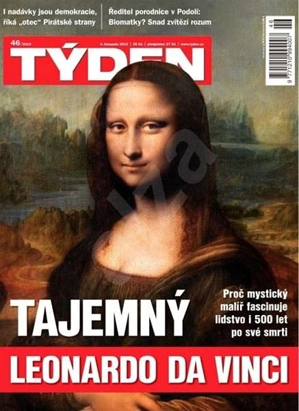 Týden - 46/2019 - Elektronický časopis