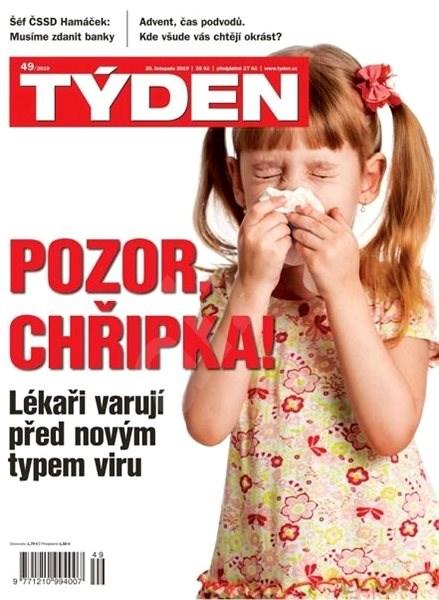 Týden - 49/2019 - Elektronický časopis