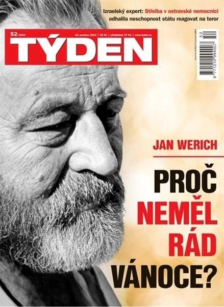 Týden - 52/2019 - Elektronický časopis