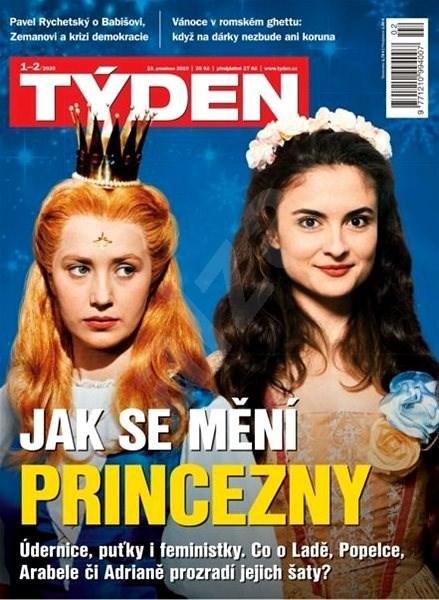 Týden - 1-2/2020 - Elektronický časopis