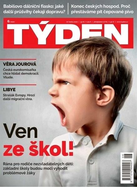 Týden - 6/2020 - Elektronický časopis