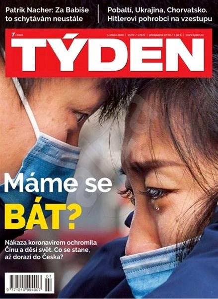 Týden - 7/2020 - Elektronický časopis