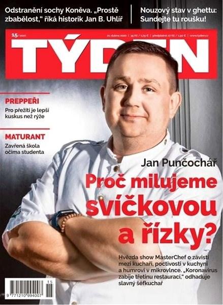 Týden - 15/2020 - Elektronický časopis