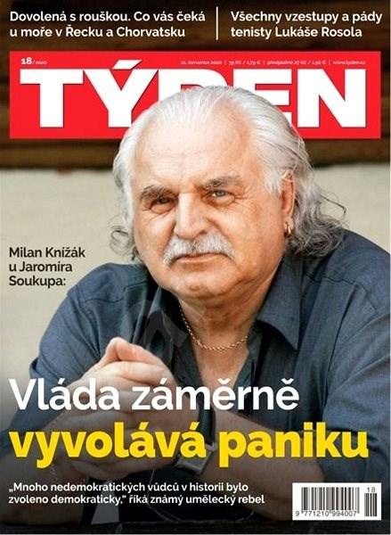Týden - 18/2020 - Elektronický časopis