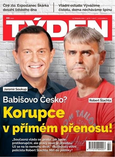 Týden - 22/2020 - Elektronický časopis