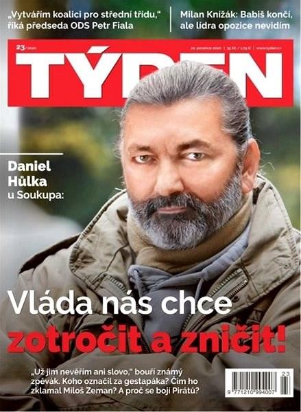 Týden - 23/2020 - Elektronický časopis