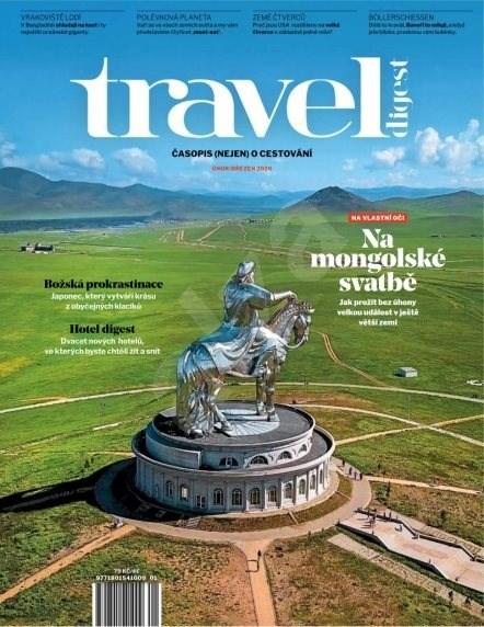 Travel Digest - 1/2020 - Elektronický časopis